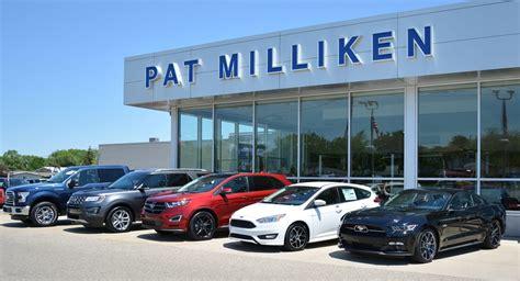 Learn About Pat Milliken Ford In Detroit, Mi