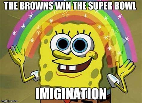 Imagination Spongebob Meme