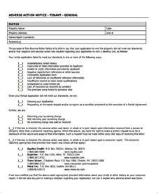 100 falsifying information termination notice template