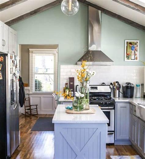 cuisine pastel du vert pastel dans une cuisine mode d 39 emploi et accords