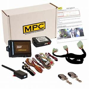 Shop Complete Remote Start Kit With Keyless Entry For 2013
