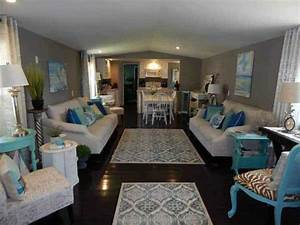 How, To, Decorate, A, Single, Wide, Mobile, Home, Living, Room