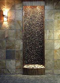 water wall fountain Building the custom indoor fountain of your dreams is simple when you work with the expert team ...