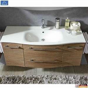 Waschtisch Set 120 Cm : marlin 3120 waschtisch set mit 120 cm mineral waschtisch und unterschrank ablage links ~ Bigdaddyawards.com Haus und Dekorationen