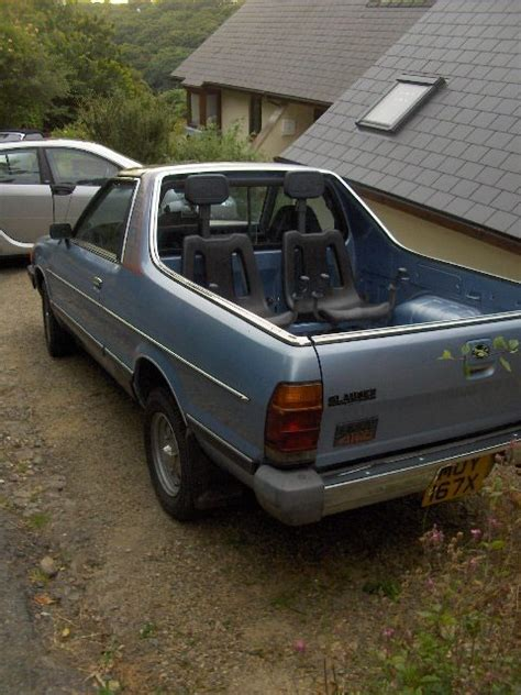 harvatt  subaru brat specs  modification info