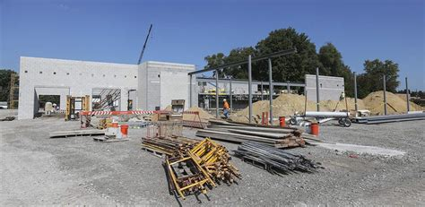 Under construction: New Yark dealership in Sylvania