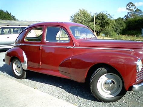 Peugeot 203 - Picture Gallery - Motorbase