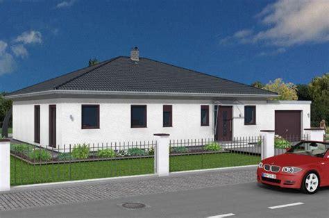 haus mit integrierter garage ᐅ bungalow 126 mit garage