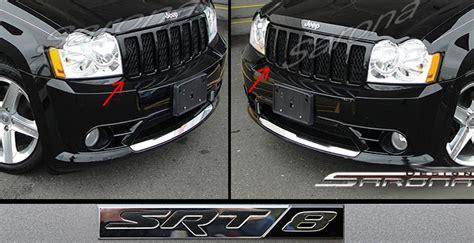 custom jeep grand cherokee grill suvsavcrossover
