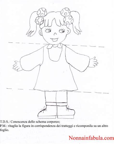 schema corporeo bambini ue89 187 regardsdefemmes