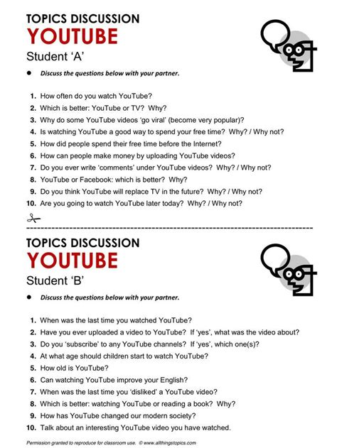 71 best topics discussion images on pinterest english