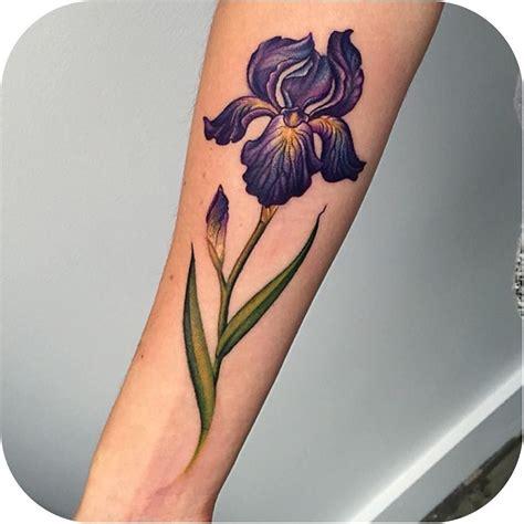 """Tattoodo on Instagram: """"Iris made by @lazerliz #tattoodo ..."""