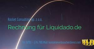Liquidado Rechnung : rocket consulting sp z o o rechnung f r ~ Themetempest.com Abrechnung