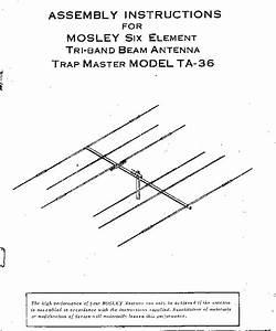 Mosley Electronics Ta