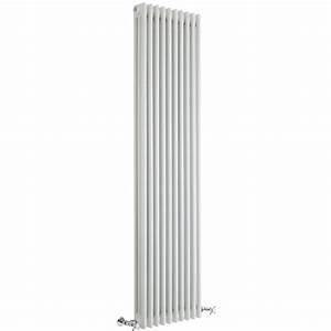 Radiateur Eau Chaude Vertical : radiateur vertical carlos radiateur eau chaude ~ Melissatoandfro.com Idées de Décoration