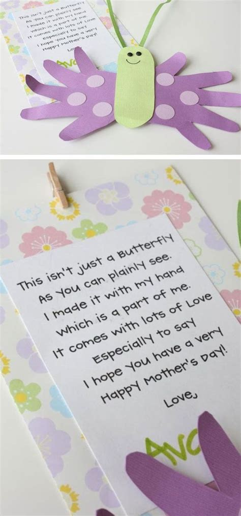 awesome diy mothers day crafts  kids