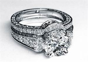 beautiful huge diamond wedding rings for women popular With wedding rings with a big diamond
