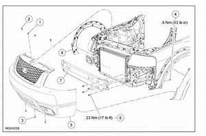 Ford Escape Front Suspension Diagram