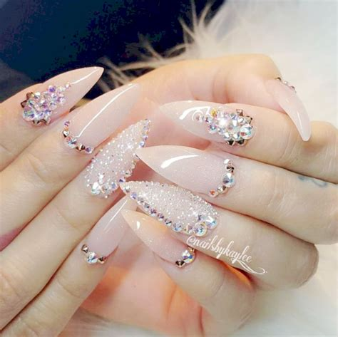 cute acrylic nail designs   amazing nails design
