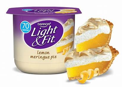 Meringue Yogurt Lemon Nonfat Pie February