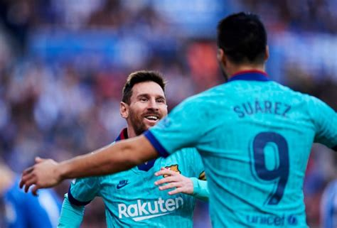 Atletico Madrid Chief Jokes About Luis Suarez-Lionel Messi ...