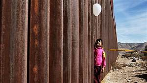Trump, Wants, His, Border, Wall, To, Be, Black, Beautiful, And, Covered, In, Spikes