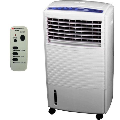 fan and air conditioner sunpentown portable air cooler mini sw