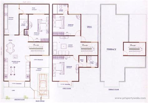 swimming pool house plans ansal town lasudia mori indore residential project