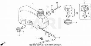 Honda Hr215 Hxa Lawn Mower  Usa  Vin  Mzam