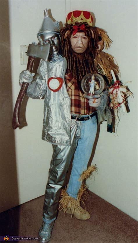 homemade wizard  oz costumes