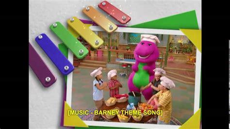 Nah, untuk artikel ini saya akan membuat intro youtube 5. Barney Opening Theme Song Repeated 10 Minutes - YouTube