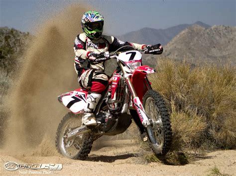 honda racing motocross dubach racing honda crf450x project bike photos