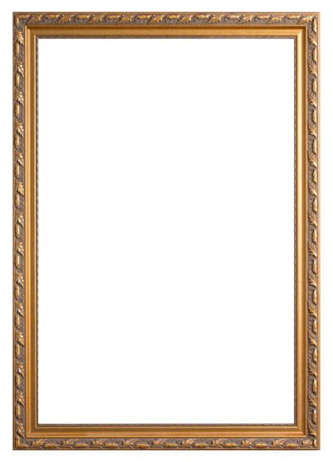 bonalino barok lijst met bladpatroon goud gekleurd