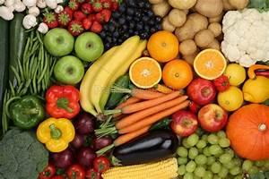 Obst Und Gemüse Online Bestellen Auf Rechnung : gesunde ern hrung obst fr chte und gem se hintergrund stockfoto 12001527 bildagentur ~ Themetempest.com Abrechnung