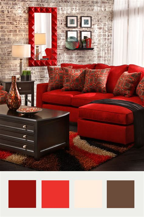 Furniture Row Living Room Groups by Decorating Using Color At Home Home Is Here