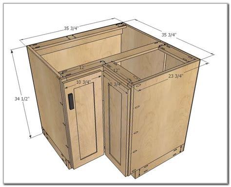 Kitchen Corner Base Cabinet Dimensions Download Page