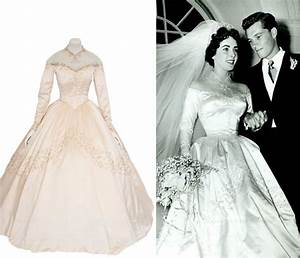 top 10 most famous best hollywood celebrity wedding dresses With elizabeth taylor wedding dress
