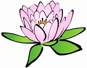 Free Clip Art Lotus Flower - ClipArt Best
