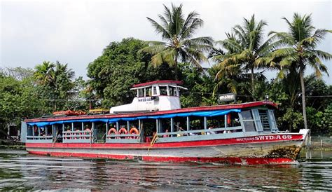 House Boat Jetty Alleppey by 7 Days Tour Of Cochin Periyar Kumarakom And Alleppey