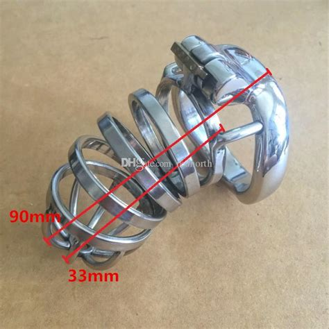 Newest Stainless Steel Super Small 90mm Length Male
