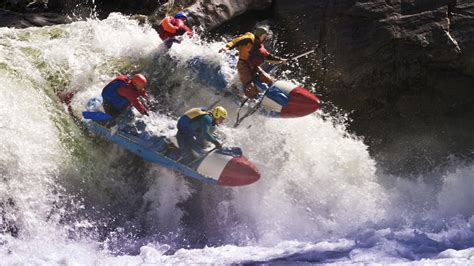White Water Rafting  Give Yourself An Adrenaline Kick