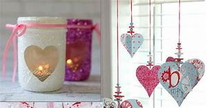 Valentine's Day Heart Paper Garland- 2 Tutorials! | The ...