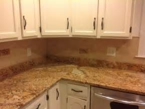 kitchen countertop backsplash mac s before after solarius granite countertop backsplash design granix