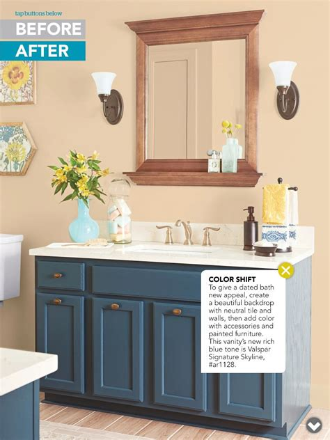 paint bathroom vanity craft ideas pinterest paint