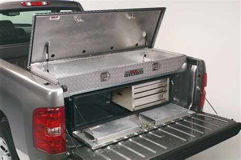 truck bed tool box home design truck bed tool boxes
