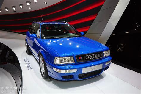 Audi Rs 4 Audi Rs2 by Rs2 Nostalgia Rs4 Avant Nogaro Unveiled Sinclair Audi