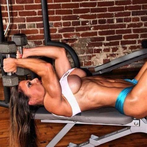 Maria Jose The Body And Muscle On Pinterest