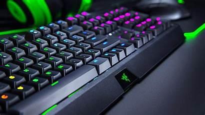 Razer Blackwidow Keyboard Gaming Keycaps Switch Aesthetic