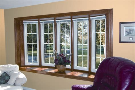 Replacement Windows, Bay Window, Bow Window  Larson Builders