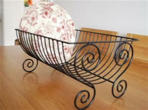 metal french style scroll kitchen dinner plate drainer dish rack black color ebay